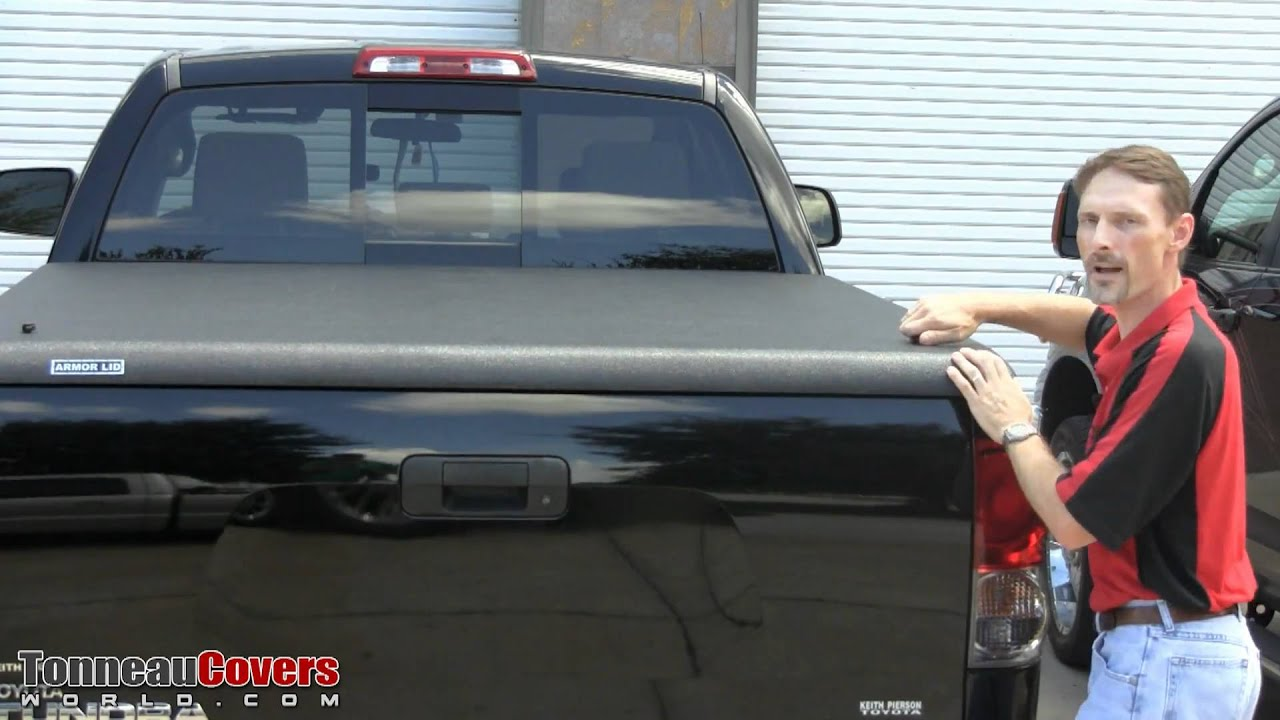 What Is A Hard Tonneau Cover Youtube