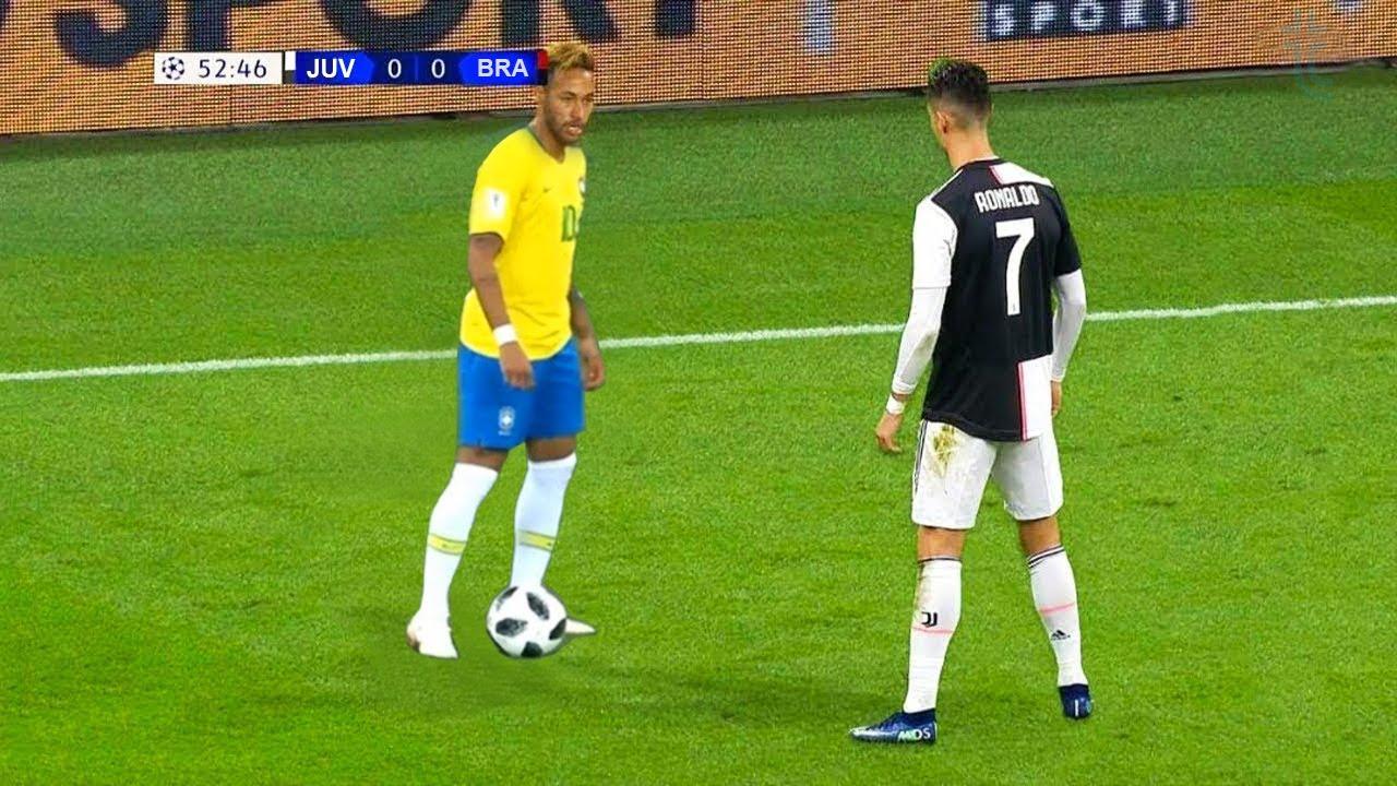 LEGENDARY Moments By Neymar Jr