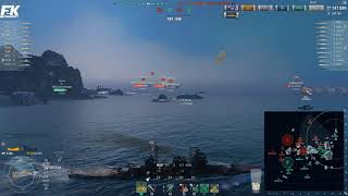 World of Warships - No war crimes here, move along move along