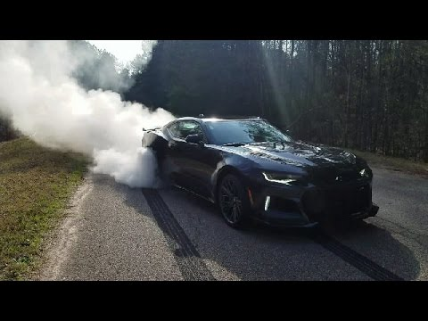 Top 5 Things I Love About My 2017 Camaro ZL1