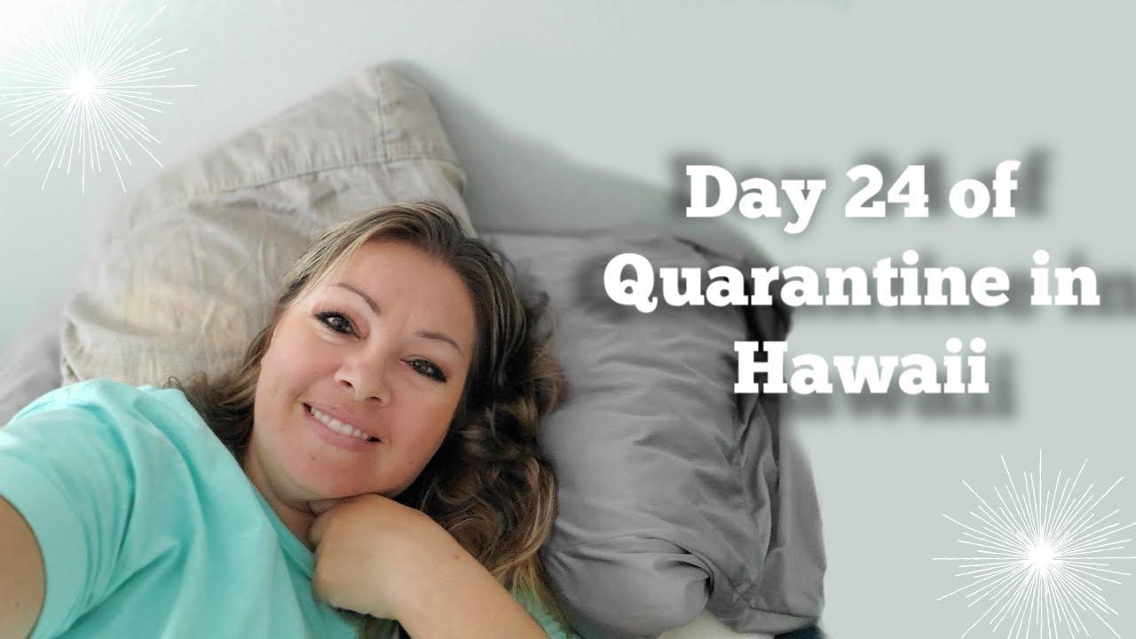 Day 24 of Quarantine in Oahu, Hawaii | Vlog