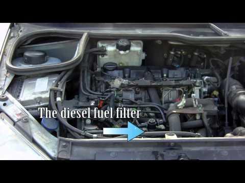Citroen Xsara Mk2 Ac How To Heater Blower Motor Resistor Problem Fitting Fixing Guide