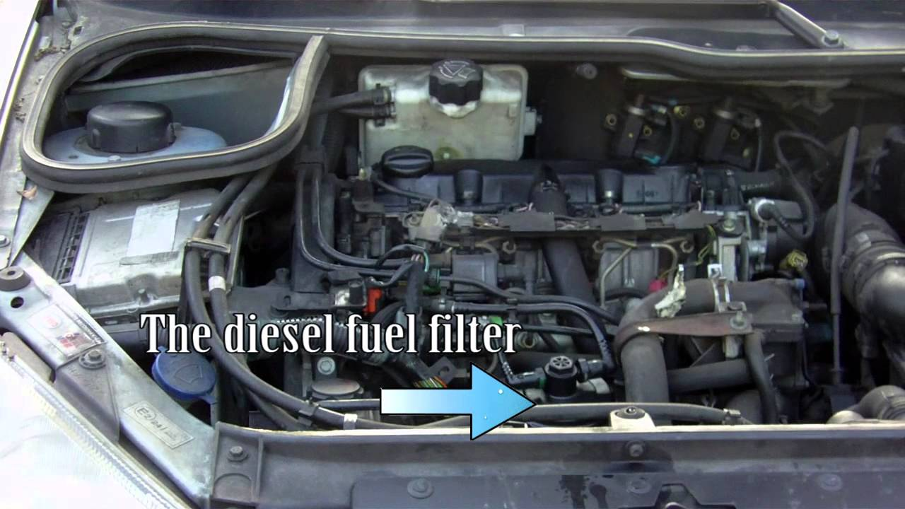 all filters change step by step air cabin pollen fuel filter youtube [ 1280 x 720 Pixel ]