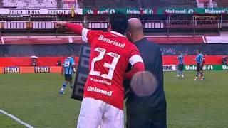 Melhores Momentos - Internacional 0 x 1 Grêmio - 19 Rodada - Campeonato Brasileiro 2012
