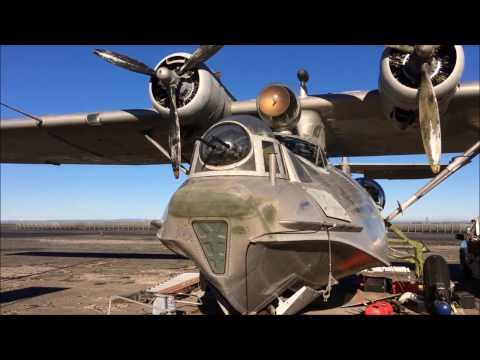 PBY Catalina FOR SALE - WWII All Original