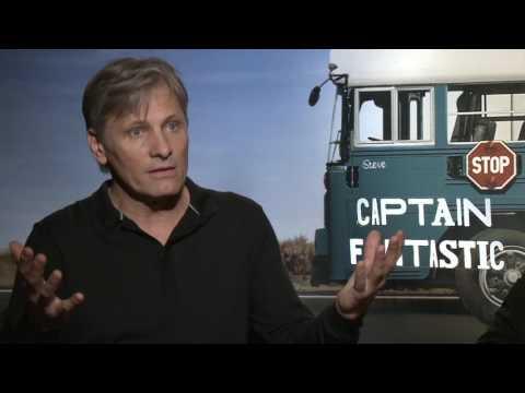 """Captain Fantastic"" Interview with Viggo Mortensen and Writer/Director Matt Ross"