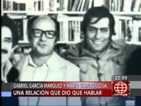 América Noticias: La amistad entre Gabriel García Márquez y Mario Vargas Llosa