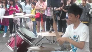 2013.05.12 李科穎 ~ 母親節【PSY - Gentleman】Part 2 可愛舞者板^^