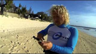 Кайт школа на Маврикии. Безопасность на волнах(, 2014-01-30T19:58:47.000Z)