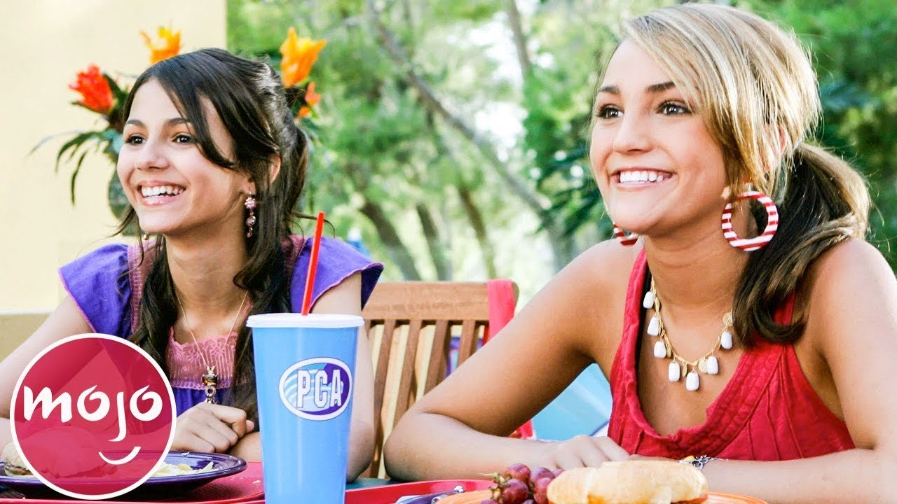 Top 10 Unforgettable Zoey & Chase Moments on Zoey 101