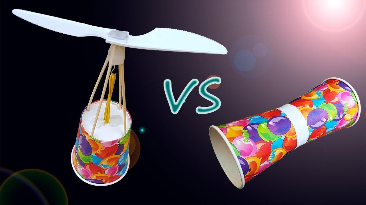 Download DIY Flying cup