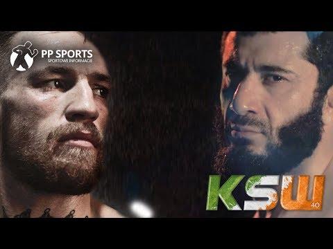 Mamed Khalidov vs Conor Mcgregor / P.P SPORTS