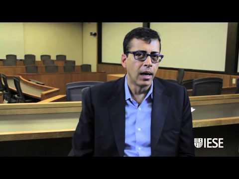 Globalization of Business Enterprise with Pankaj Ghemawat