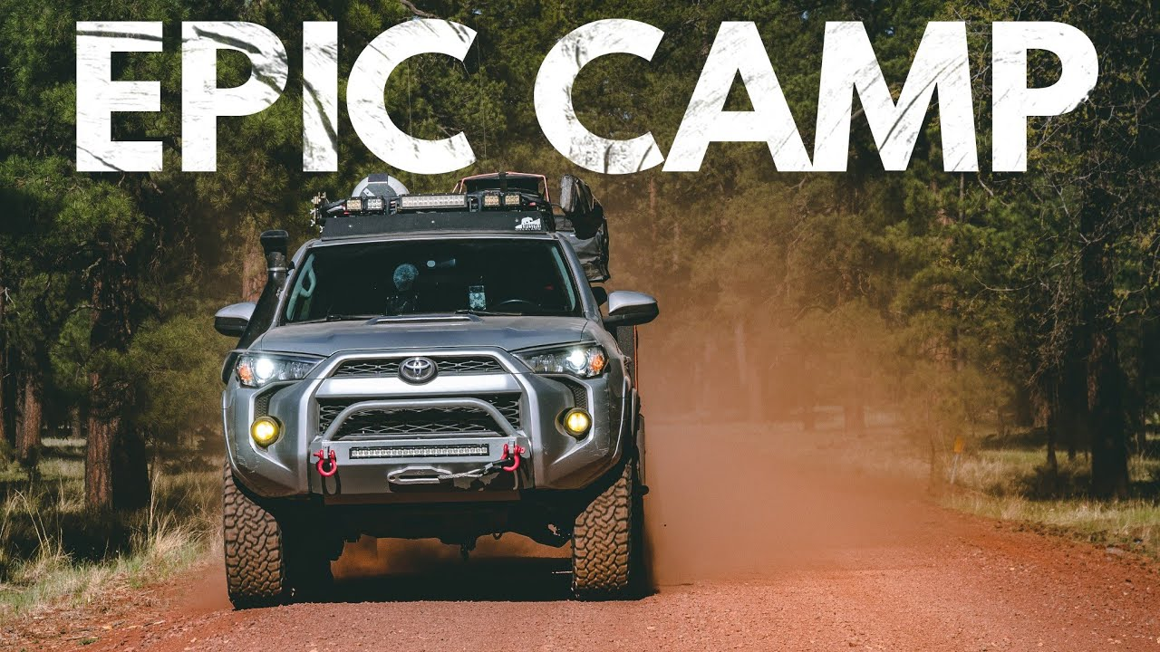 Download S1:E13 The quest for E.P.I.C. camping - Lifestyle Overland