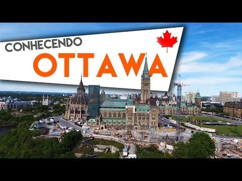 Conhecendo OTTAWA, Ontario