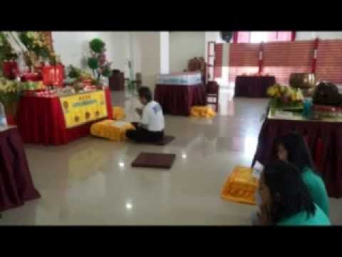 Kebaktian Agama Buddha Berbahasa Indonesia