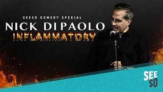"Nick Di Paolo -Black Moms- ""INFLAMMATORY"""