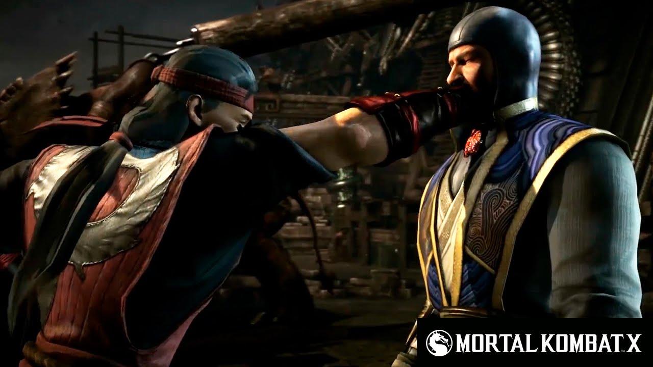 Mortal Kombat X New Fatalities Ray 2 Liu Kang ShinokKung Jin Kitana Mileena Update 2015