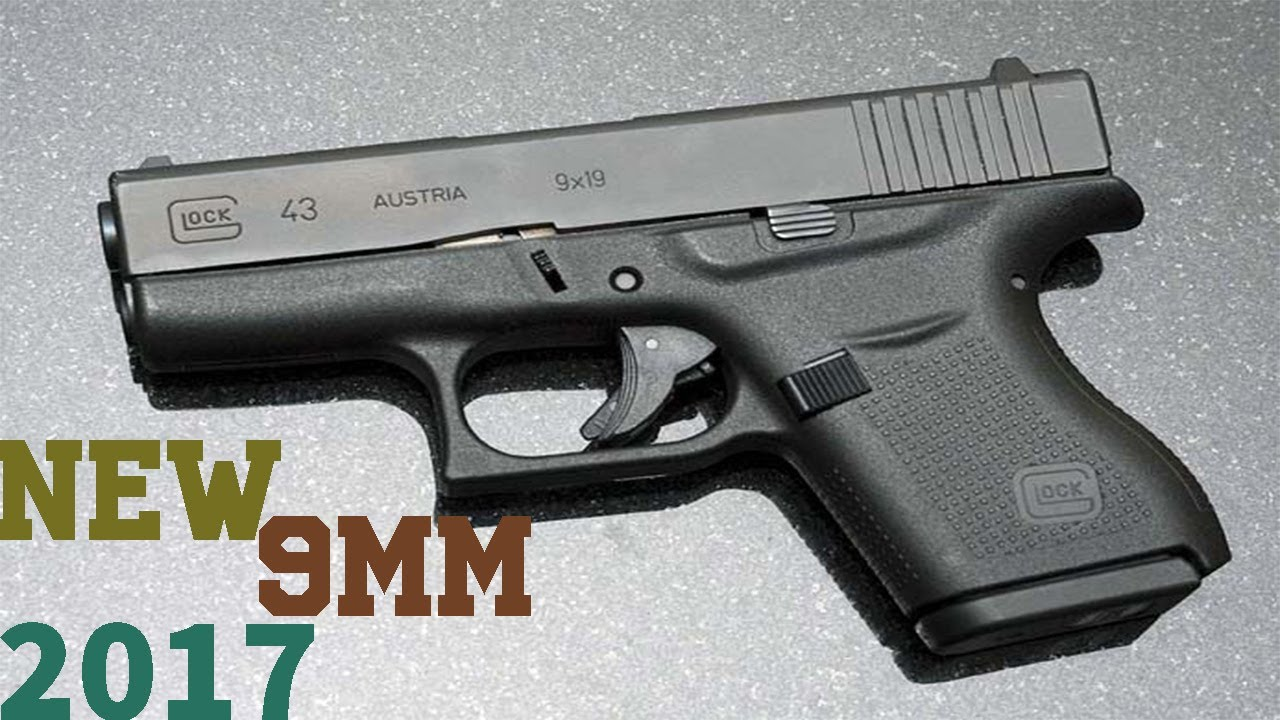 New Concealed Carry 9mm Guns For 2017