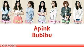 APink - Bubibu