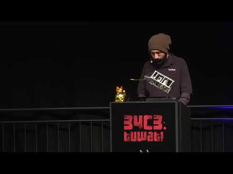 34C3 -  UPSat - the first open source satellite - deutsche Übersetzung