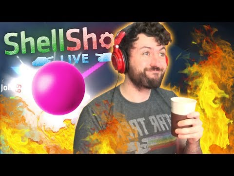 THE BOUNCY BALL IS FINE | Shellshock Live w/ The Derp Crew