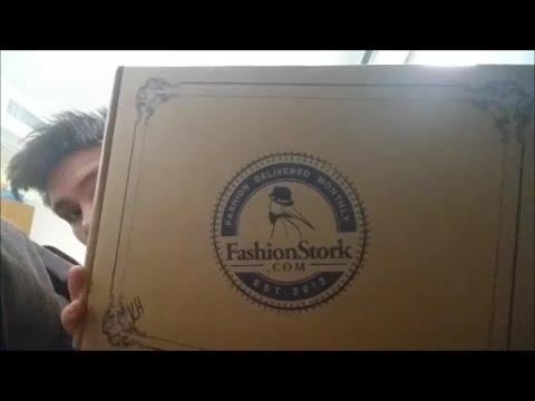 Fashion Stork Mar 2015 Men 39 S Clothing Subscription Box