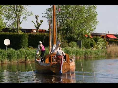 Oostmahorn belleza natural de Frisia, Holanda