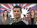 GIRLS SMASH OR PASS SOCCER/FOOTBALL PLAYERS (ft. Ronaldo, Messi, Neymar)