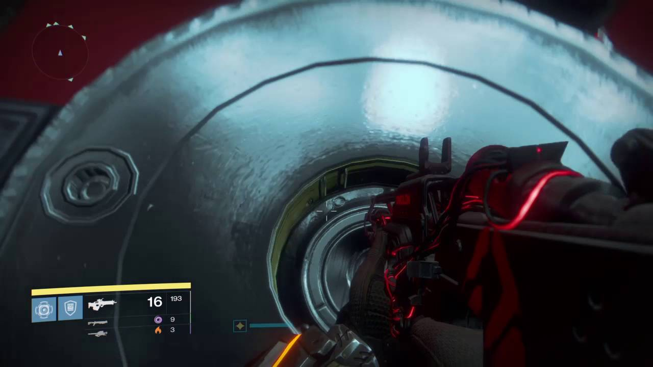 Destiny: Rise of Iron - Wrath of the machine - 4th monitor puzzle ...