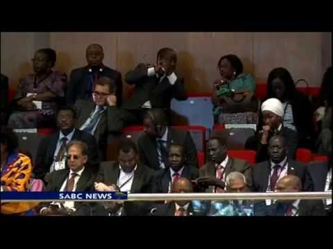 AU Summit sees the launch of the African passport