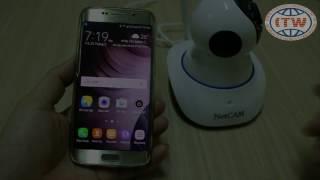 hướng dẫn ci đặt camera yoosee netcam r01 pk11 8100 aw08 thế giới tin học