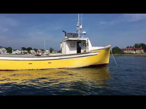 Swampscott Massachusetts ( Пляж , катер, океан)