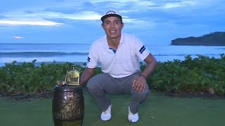 Highlights | Augusto Nuñez shoots 65 to win the Flor de Cana Open