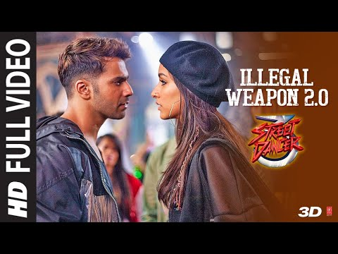 Full Video :Illegal Weapon 2.0|Street Dancer 3D |Varun D,Shr