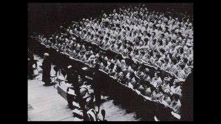 george Lynn Conducting Leonard Bernstein's Chichester Psalms, Part III   The Westminster Choir Colle