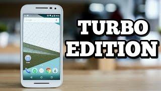 Moto G Turbo Edition, Review, análisis y características en español.