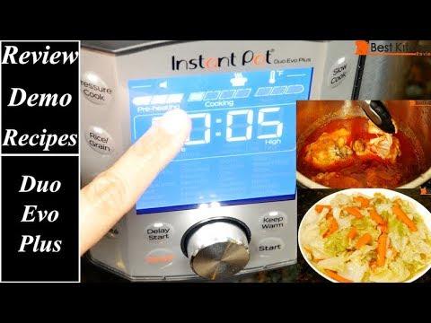instant-pot-duo-evo-plus-review-demo-recipes