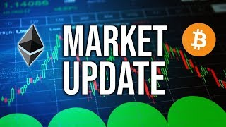Cryptocurrency Market Update Feb 24th 2019 - Maker & EOS Lead Altcoin Rally