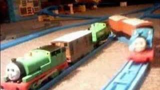 tomy thomas and friends shining time station theme song