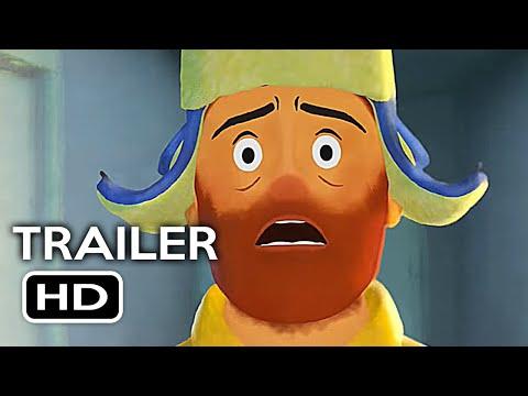 Out Trailer (2020) Pixar Disney+ Short Films