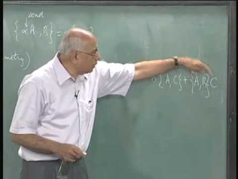 Mod-01 Lec-10 Hamiltonian dynamics (Part 1)