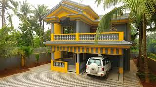 The 'Fernandes Villa'- Goa/India