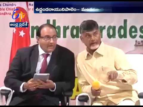 Andhra Pradesh and Singapore | To Sign key MoUs Over Capital City Construction | A Report