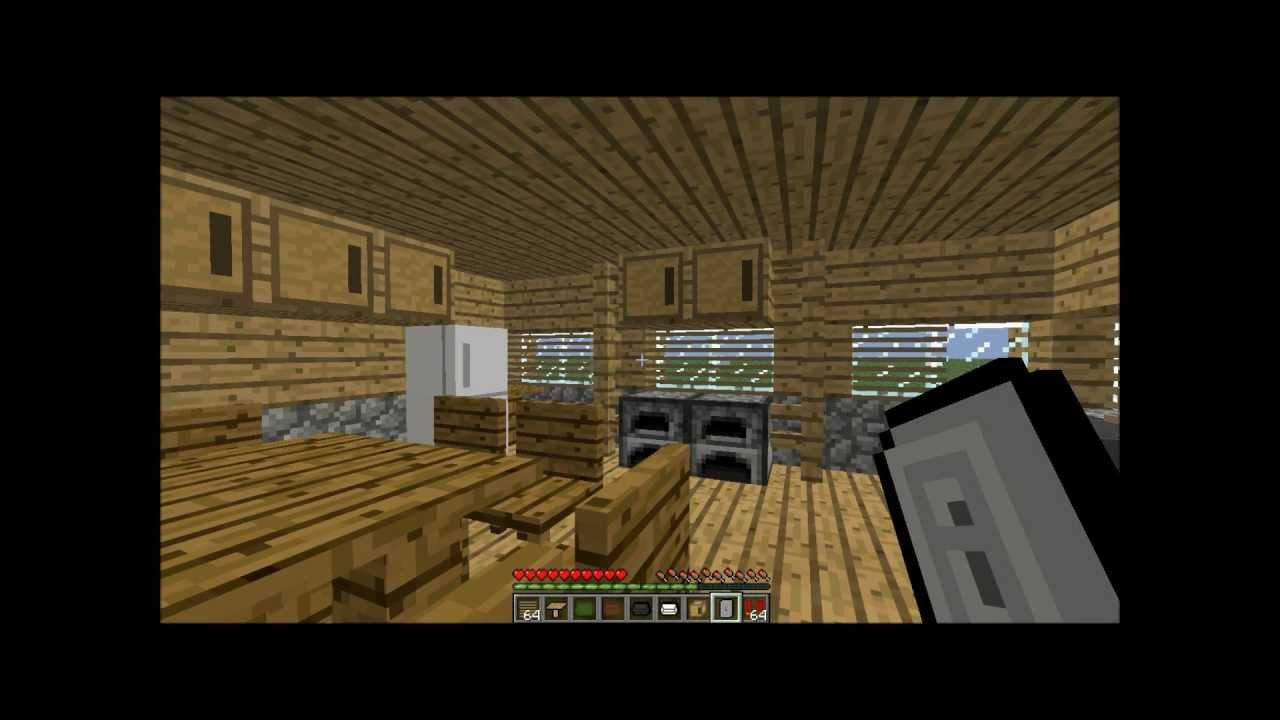 minecraft mod review furniture mod by mr crayfish YouTube