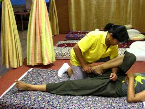 Thai Lao Rotterdam - Thai Massage