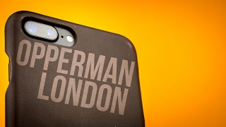 Oppermann London Leather Case for iPhone 7 Plus – Review