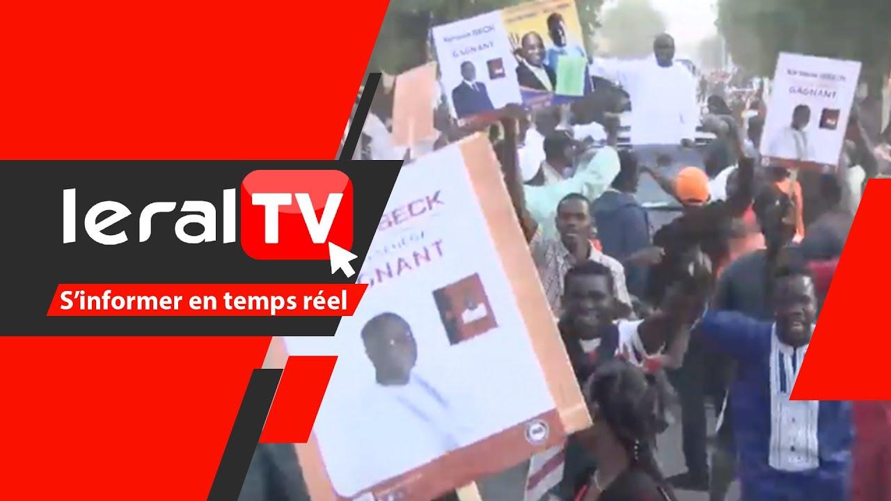 "Idrissa Seck : ""Dagana a condamné la mauvaise gouvernance de Macky Sall"""