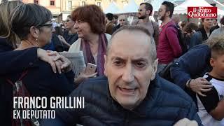 """Bologna, in piazza contro il ddl Pillon: """"Donne del M5s e della Lega ribellatevi"""""""