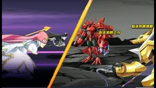 DW Digimon - Duos Battle Animation(Waifu-team)